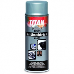 Pintura anticalor 400 ml spray negro
