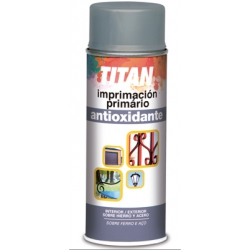 Imprimacion antioxido 200 ml spray gris