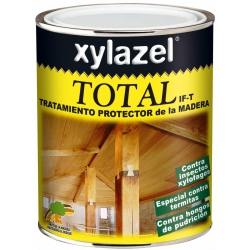 Barniz para madera proteccion total 750 ml xylazel