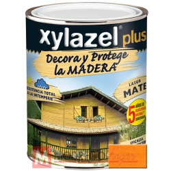 Barniz para madera 750 ml pino xylazel plus mate