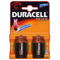 Pila duracell plus power lr-14-c 2 unidades