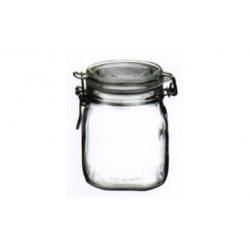 Tarro vidrio fido bormioli 1 l