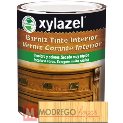 Barniz para madera 375 ml mate xylazel interior