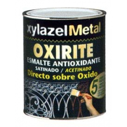 Oxirite satinado negro 750 ml