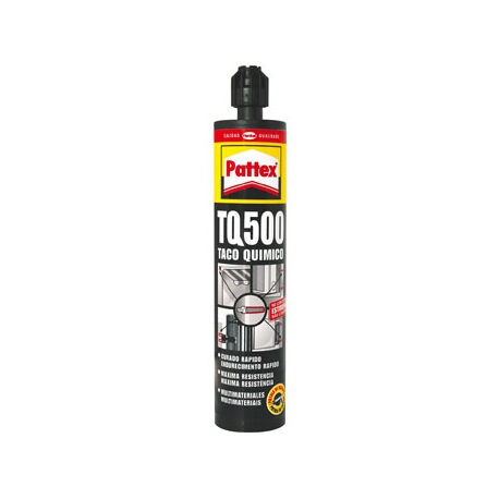Taco quimico pattex resina poliester 698096-tq500 280ml