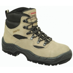 Bota seguridad panter texas plus s1p beig talla 43