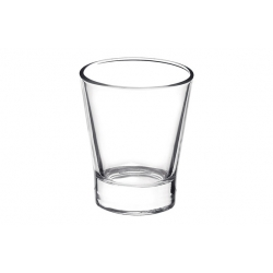 Vaso cafe set 3 bormioli cafeino 8,5 cl