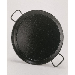 Paellera valenciana esmaltada 30 cm