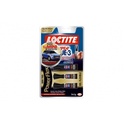 LOCTITE SUPER GLUE-3 MINITRIO POWER FLEX