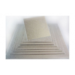 Base pastel papel cuadrada cake 15 cm