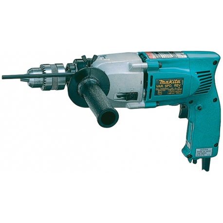 Taladro percutor Makita hp2010n 750w 13 mm