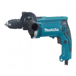 Taladro percutor Makita hp1631k 710w 13 mm
