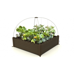 Huerto urbano elevado keter elevated garden bed easy grow