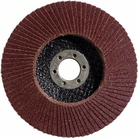 Disco de laminas bosch x431-115mm grano 80