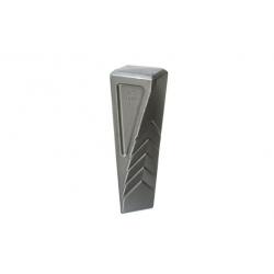 Cuña de rajar troncos en aluminio