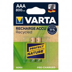 Pila recargable recycled (bl.2)