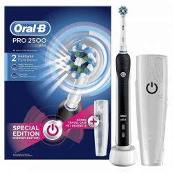 Cepillo dental braun oral-b cross action pro2500 negro