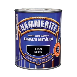 Hammerite liso 750 ml blanco