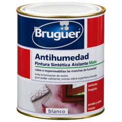 Pintura antihumedad 750 ml blanco