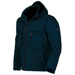 Chaqueta impermeable starter hunter t.xl azul
