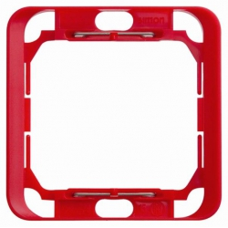 Embellecedor simon 75903-39 rojo