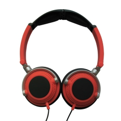 Auricular headphone red plegables av825e