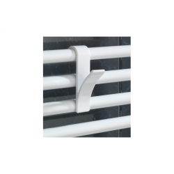 Colgador para radiador baño wenko 2 unidades