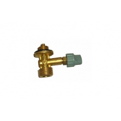 Grifo laton com gas adaptable botella 1346/n