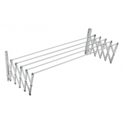 Tendedero extensible sauvic aluminox 140 cm240880