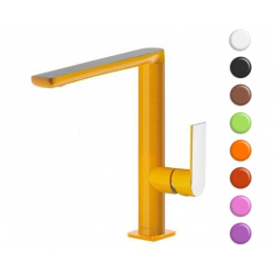 Monomando lavabo tres exclusive loft colors 200.205.02