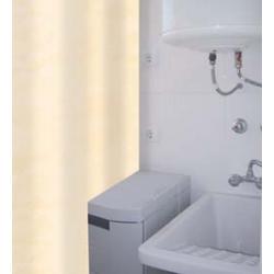 Cortina galeria beige 200 x 300 cm