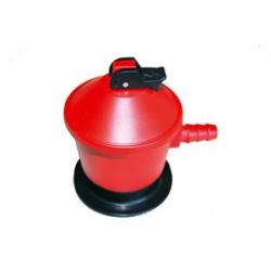 Regulador presion 50 mbar com gas