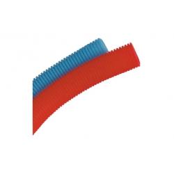 Tubo coarrugado saniflex azul