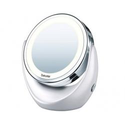 Espejo baño pie cosmetico con luz beurer bs-49 x5