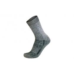 Calcetín bobsligh starter corto gris talla 39 - 42