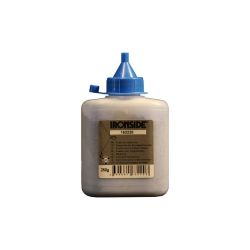 Frasco polvo azul para trazada 250 gr