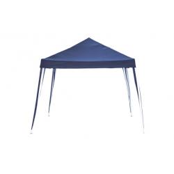 Carpa plegable metalica 3 x 3 drako azul