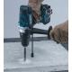 Taladro bateria percutor makita dhp458rfe 18v 3,0Ah litio | Makita en uso