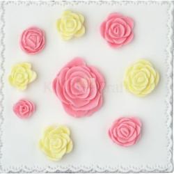 Plantilla silicona fondant 9497-rosas243050