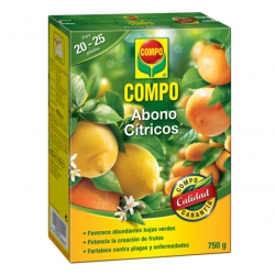 Abono citricos compo 750g