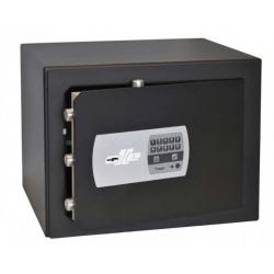 Caja fuerte olle serie 1000 s1005ml electronica con buzon antipesca y compartimento interior oculto