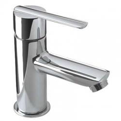 Monomando lavabo tres lex cromo 1.86.103 con desagÜe automatico