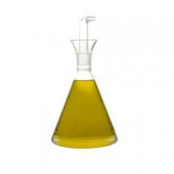 Aceitera antigoteo vidrio lemar 1000 ml