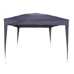Carpa plegable aluminio azul 3x3 metros