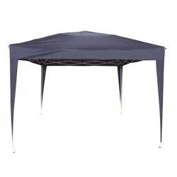 Carpa plegable aluminio 3 x 3 tela poliester azul