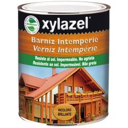 Barniz para madera intemperie 750 ml incoloro satinado xylazel