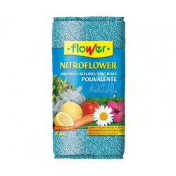 Abono nitroflower azul 7 kg flower