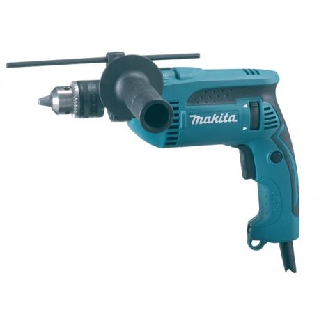 Taladro percutor Makita hp1640 680w 13 mm