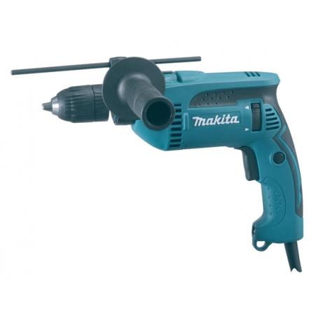 Taladro percutor Makita hp1641 680w 13 mm