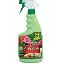Insecticida pulgon 750 ml compo